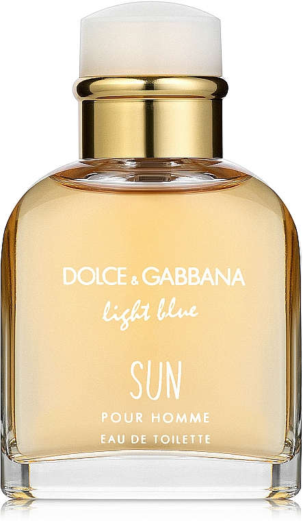 Dolce & Gabbana Light Blue Sun Pour Homme - Toaletná voda