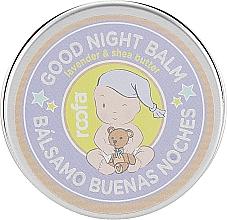 """Voňavky, Parfémy, kozmetika Večerný balzam pre mamu a dieťa """"Levanduľa a bambucké maslo"""" - Roofa Good Night Balm"""