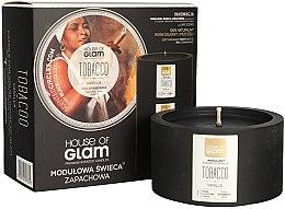 Voňavky, Parfémy, kozmetika Vonná sviečka - House of Glam Tobacco & Vanilla Candle
