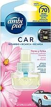 """Voňavky, Parfémy, kozmetika Náplň do osviežovača vzduchu do auta """"Svieži útek"""" - Ambi Pur Air Freshener Refill Fresh Escapes"""