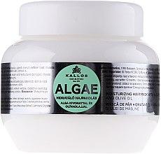 Voňavky, Parfémy, kozmetika Maska na vlasy s extraktom z morských rias a olivového oleja - Kallos Cosmetics Algae Mask