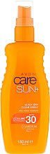 Vodotesný zvlhčujúci a ochranný sprej-lotion - Avon Care Sun+ Spray — Obrázky N1
