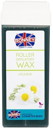 "Vosk na depiláciu v náplni ""Azulen"" - Ronney Wax Cartridge Azulene"