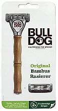 Voňavky, Parfémy, kozmetika Originálny bambusový holiaci strojček  - Bulldog Skincare For Men