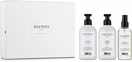 Voňavky, Parfémy, kozmetika Sada - Balmain Paris Hair Couture Volume Care Set (shm/300ml+cond/300ml+spray/200ml)