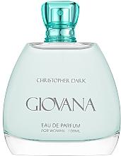 Voňavky, Parfémy, kozmetika Christopher Dark Giovana - Parfumovaná voda
