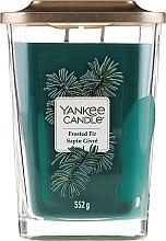 Vonná sviečka - Yankee Candle Elevation Frosted Fir — Obrázky N1