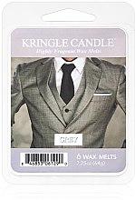 Voňavky, Parfémy, kozmetika Vosk pre aromatickú lampu - Kringle Candle Grey
