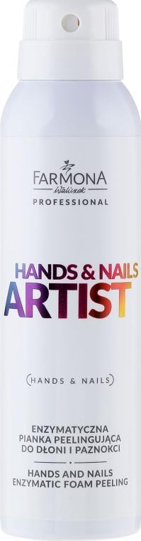Enzýmová pena na ruky - Farmona Hands and Nails Artist Enzymatic Foam Peeling