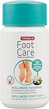 Voňavky, Parfémy, kozmetika Prípravok na prípravu liečebných kúpeľov na nohy - Titania Wellness Foot Bath