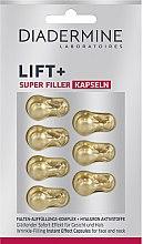 Voňavky, Parfémy, kozmetika Kapsuly na tvár - Diadermine Lift+ Super Filler Capsules