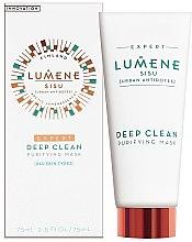 Voňavky, Parfémy, kozmetika Maska na tvár hlboké čistenie - Lumene Sisu Expert Deep Clean Purifying Mask