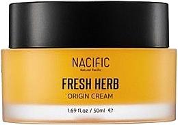 Voňavky, Parfémy, kozmetika Krém na tvár - Nacific Fresh Herb Origin Cream