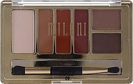 Voňavky, Parfémy, kozmetika Tieňová súprava - Milani Everyday Eyes Powder Eyeshadow Collection
