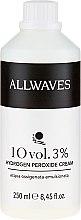 Voňavky, Parfémy, kozmetika Oxidačný krém - Allwaves Cream Hydrogen Peroxide 3%