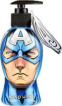 Voňavky, Parfémy, kozmetika Tekuté mydlo na ruky - Disney Marvel Capitan America