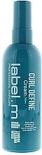 Voňavky, Parfémy, kozmetika Krém na vlasy - Label.M Curl Define Cream