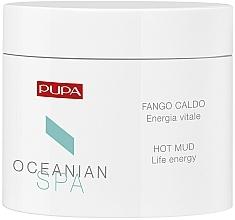 Voňavky, Parfémy, kozmetika Hrejivý telový krém - Pupa Hot Mud Life Energy