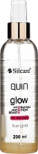 Olej na telo - Silcare Quin Glow Dry Oil for Body True Gold — Obrázky N1