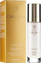Voňavky, Parfémy, kozmetika Rozjasňujúci pleťový krém pre zrelú pleť - Chlorys Lifteor Illuminating Radiance Cream
