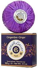 Voňavky, Parfémy, kozmetika Roger & Gallet Gingembre - Parfumované mydlo