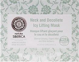 Voňavky, Parfémy, kozmetika Ľadová maska so lifting-efektom na krk a dekolt Anti-Age - Natura Siberica