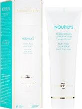 Voňavky, Parfémy, kozmetika Regeneračná maska na tvár a pokožku okolo očí - Methode Jeanne Piaubert Nourilys Nutri Repair Mask Serum Face & Eyes