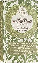"Voňavky, Parfémy, kozmetika Mydlo ""Luxusné konope"" - Nesti Dante Luxury Hemp Soap"