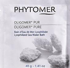 Voňavky, Parfémy, kozmetika Kúpeľ s morskou lyofilizovanou vodou - Phytomer Oligomer Lyophilized Seawater Bath