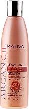 Voňavky, Parfémy, kozmetika Revitalizujúci vlasový koncentrát s arganovým olejom - Kativa Argan Oil