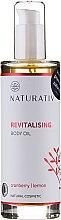 Voňavky, Parfémy, kozmetika Regeneračný telový olej - Naturativ Revitalizing Body Oil