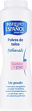 Voňavky, Parfémy, kozmetika Dezodorant pre starostlivosť chodidiel - Instituto Espanol Super Talc