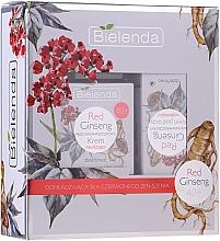 Voňavky, Parfémy, kozmetika Sada - Bielenda Red Ginseng 40+ (cr/50ml + eye/cr/15ml)