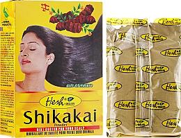 """Voňavky, Parfémy, kozmetika Prášok na vlasy """"Šikakai"""" - Hesh Shikakai Powder"""