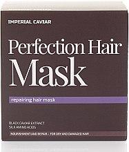 Voňavky, Parfémy, kozmetika Regeneračná maska na vlasy - Natura Siberica Fresh Spa Imperial Caviar Perfection Hair Mask