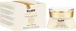 Voňavky, Parfémy, kozmetika Nočný krém na tvár - Klapp Kiwicha Night Cream