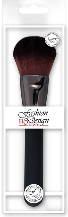 Štetec pre púder a bronzer, 37085 - Top Choice Fashion Design