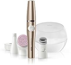 Voňavky, Parfémy, kozmetika Epilátor na tvár, bronzový - Braun FaceSpa Pro 921