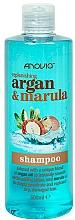 Voňavky, Parfémy, kozmetika Šampón na vlasy s arganovým olejom a marulou - Anovia Shampoo Argan & Marula