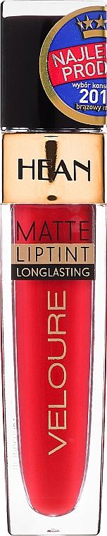 Tekutý rúž - Hean Veloure Matte Liptint