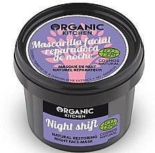 """Voňavky, Parfémy, kozmetika Nočná omladzujúca pleťová maska """"Nočná smena"""" - Organic Shop Organic Kitchen Fase Mask"""