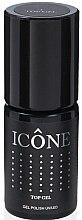 Voňavky, Parfémy, kozmetika Vrchný lak na nechty - Icone Gel Polish UV/LED Top Gel