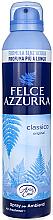 Voňavky, Parfémy, kozmetika Osviežovač vzduchu - Felce Azzurra Classic Talc Spray