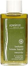 Voňavky, Parfémy, kozmetika Olej na vlasy - Apeiron Keshawa Herbal Hair Oil