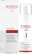 Voňavky, Parfémy, kozmetika Olej na bradu a vlasy - Juvena Rejuven Men Beard & Hair Grooming Oil