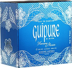 Voňavky, Parfémy, kozmetika Jeanne Arthes Guipure & Silk Havana Moon - Parfumovaná voda