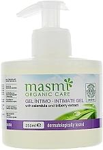 Voňavky, Parfémy, kozmetika Organický gél pre intímnu hygienu - Masmi Organic Care
