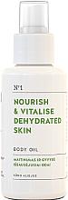 Voňavky, Parfémy, kozmetika Výživný telový olej pre dehydratovanú pokožku - You & Oil Nourish & Vitalise Body Oil