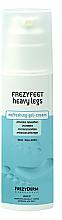 Voňavky, Parfémy, kozmetika Krém-gél pre unavené nohy - Frezyderm Frezyfeet Heavy Legs Refreshing gel-cream