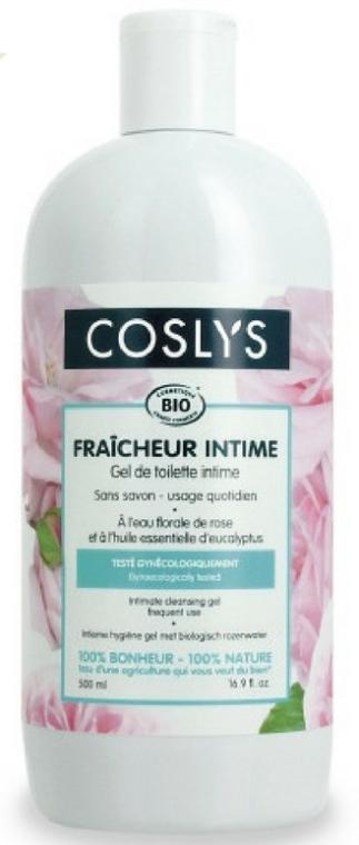 Gél na intímnu hygienu s ružovou vodou - Coslys Intime Gel — Obrázky N1